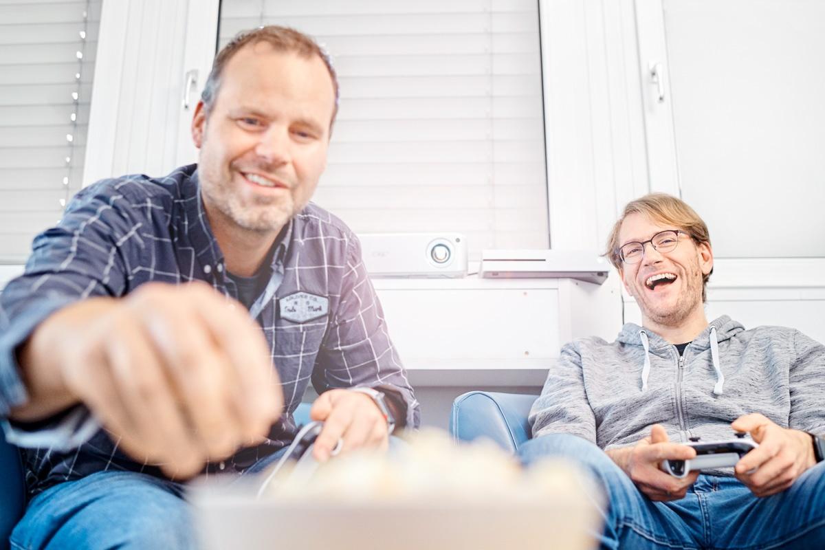agorum Oliver Schulze und Robert Duck Entwickler Jobs in Ostfildern
