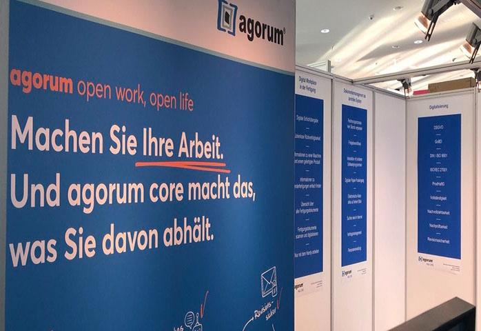 #agorum #industrie4.0 #softwareloesung #agorumcore #gelenktedokumente #losgroesse1