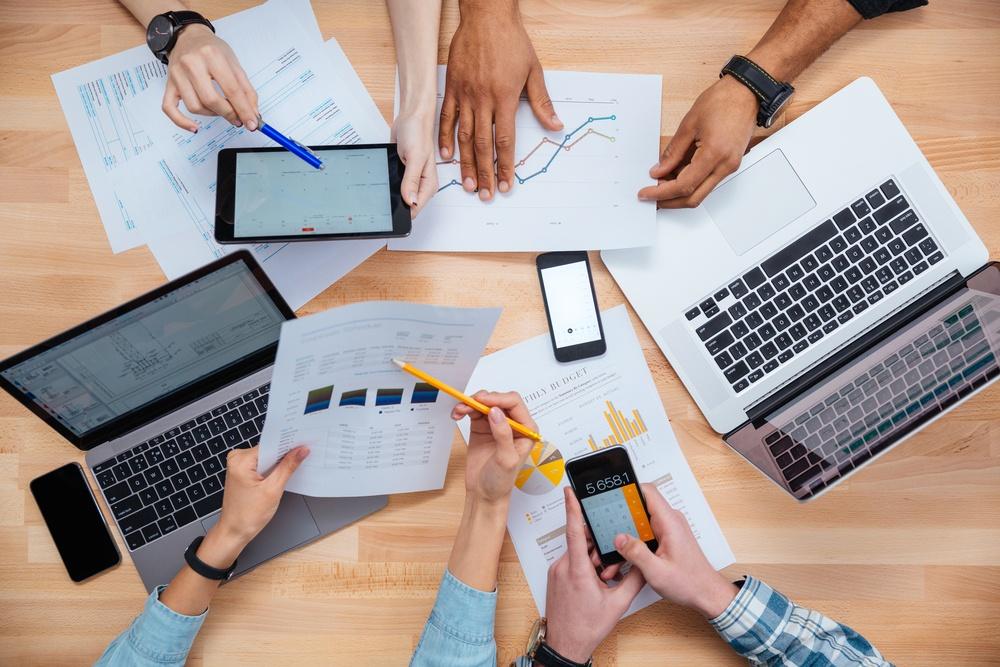 Offlinebearbeitung - Dokumente auf Mobilgeräte syncen.