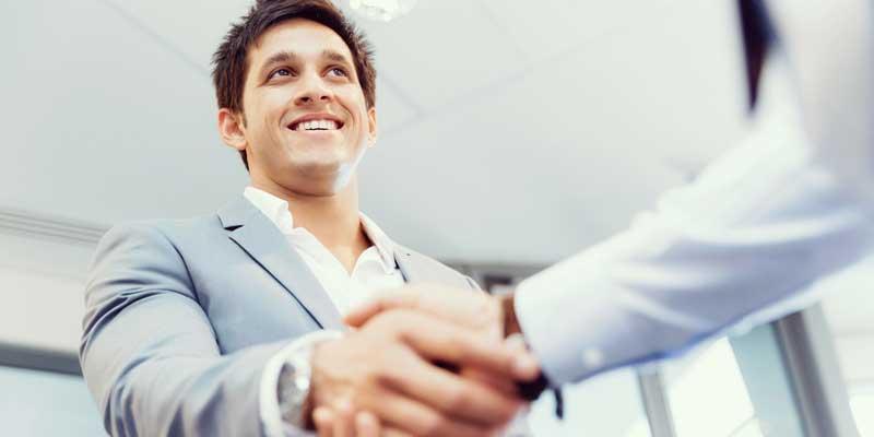 Informationen schneller finden mit einem Dokumentenmanagement-System. Kunden gewinnen und halten.