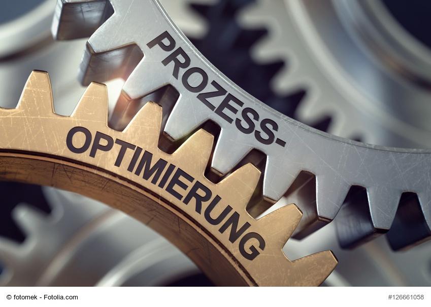 Dokumentenmanagement ist Prozessoptimierung