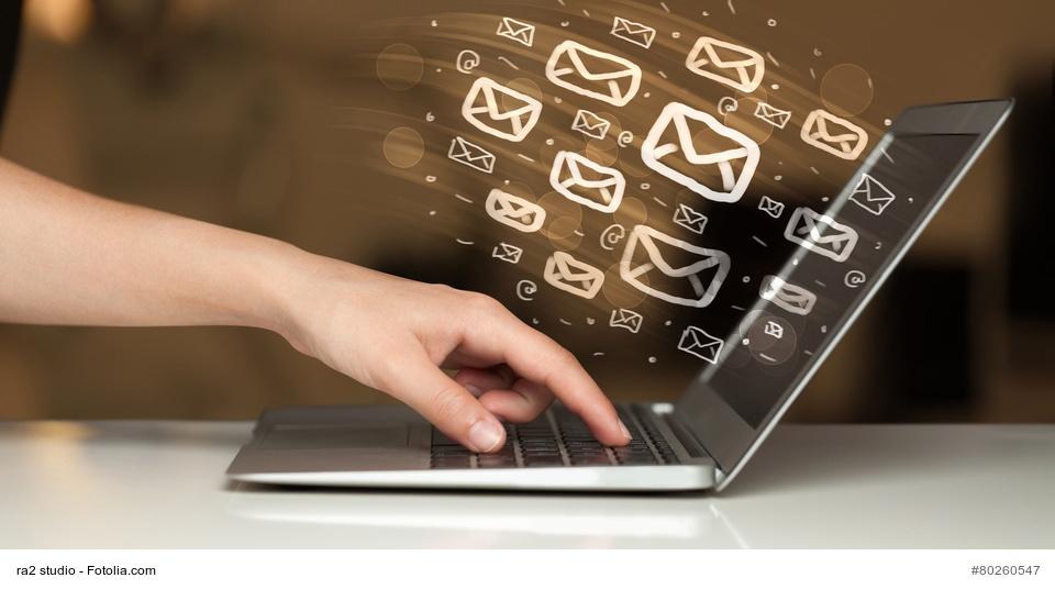 E-Mails archivieren mit einem Dokumentenmanagement-System
