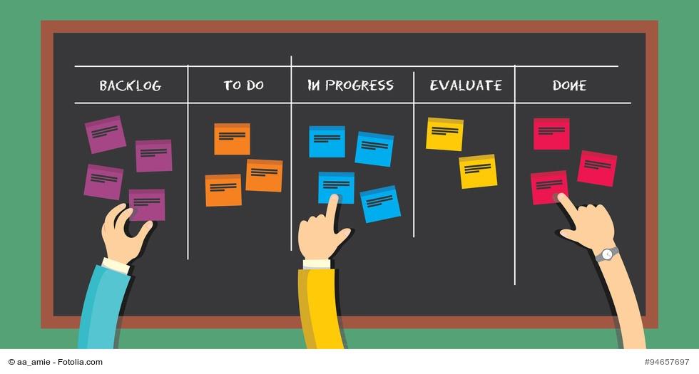 Schlank, flexibel, zielgenau die Vorteile agiler Softwareprojekte