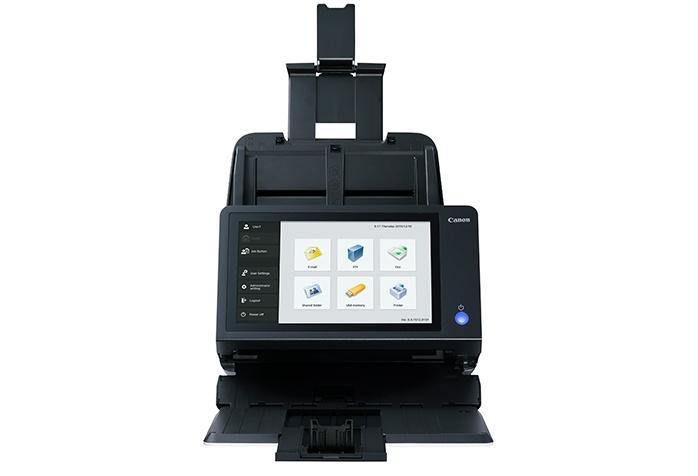 agorum® Scannerpraxis Canon ScanFront 400