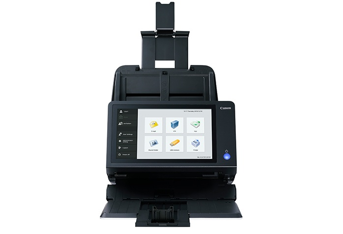 agorum® Scannerpraxis Canon ScanFront 400