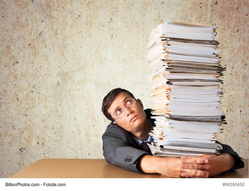 Posteingang mit Dokumentenmanagement-Systemen organisieren