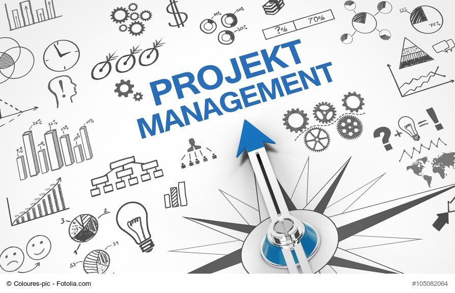 Projektmanagement mit dem Dokumentenmanagement-System agorum® core