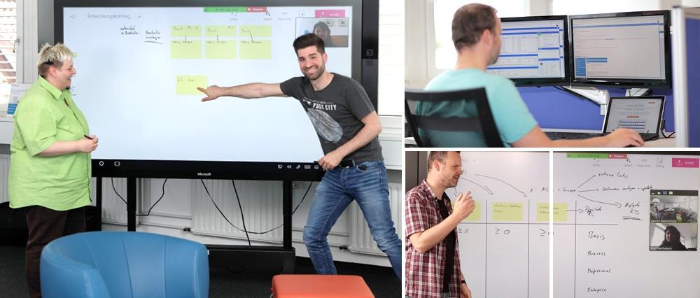 Ihr agiler Online Digital-Marketing-Job in einer evolutionären Organisation in der Nähe von Stuttgart