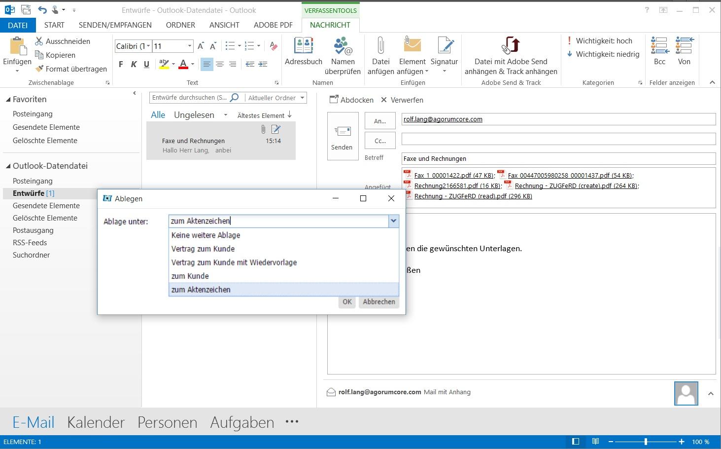 Beste Beste Outlook Signaturvorlagen Ideen - Entry Level Resume ...
