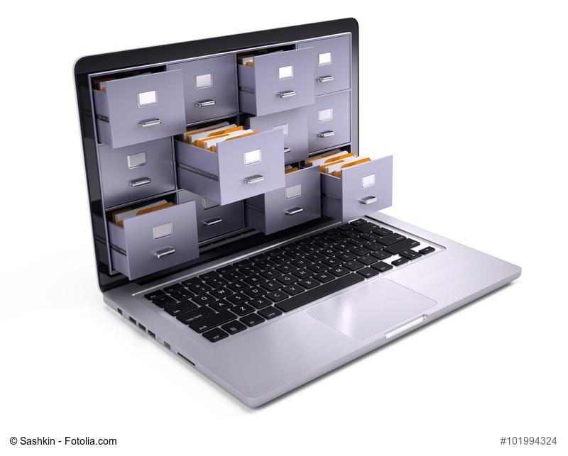 Moderne Dokumentenverwaltung Im Digitalen Zeitalter